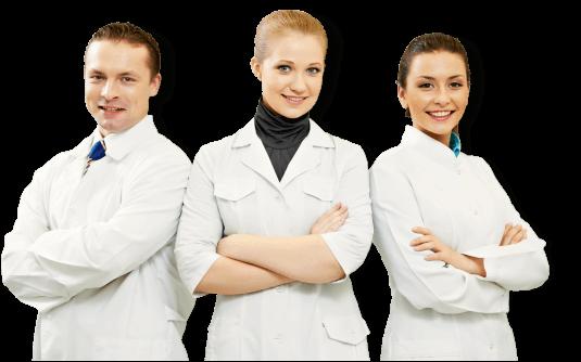 group of pharmacist