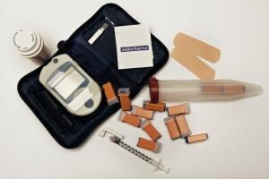 diabetic care supplies